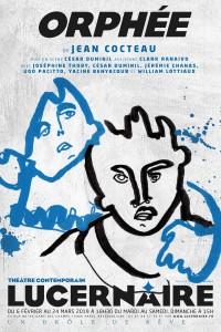 Orphée au Théâtre du Lucernaire