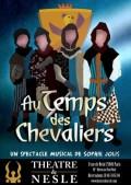 Au temps des chevaliers au Théâtre de Nesle