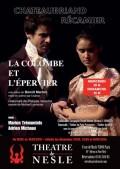 La Colombe et l'Épervier au Théâtre de Nesle
