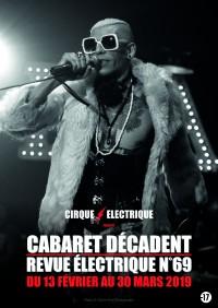 Cabaret décadent - Revue électrique n°69