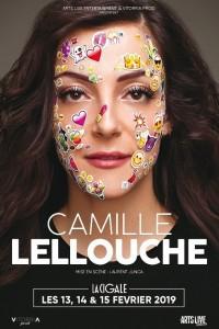 Camille Lellouche : Camille en vrai à La Cigale