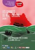 Les Cabarets du Petit Colossal au Théâtre Douze