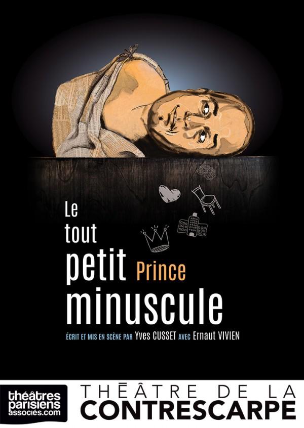 Le tout petit prince minuscule au Théâtre de la Contrescarpe