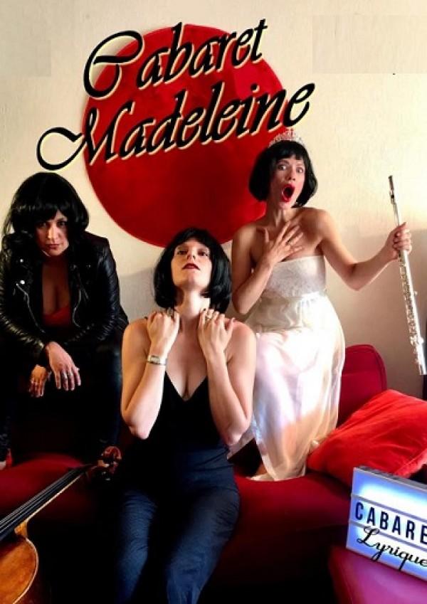 Cabaret Madeleine à la Comédie Nation