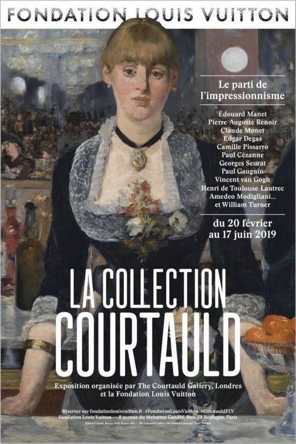La Collection Courtauld — Le parti de l'impressionnisme à la Fondation Louis Vuitton