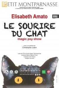Le Sourire du chat au Théâtre Montparnasse