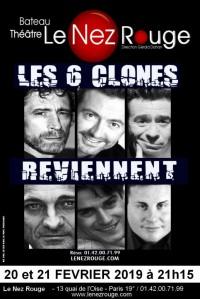 Les 6 Clones au Nez Rouge