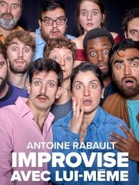 Antoine Rabault improvise avec lui-même au Guichet-Montparnasse