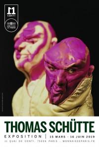 Thomas Schütte, Trois actes au Musée du 11 Conti