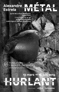 Alexandre Estrela, Métal Hurlant à la Fondation Calouste Gulbenkian