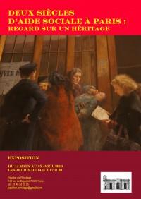 Deux siècles d'aide sociale à Paris, regards sur un héritage (1796-2013) au Pavillon de l'Ermitage