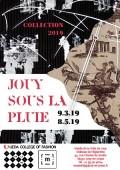 Jouy sous la pluie au Musée de la Toile de Jouy