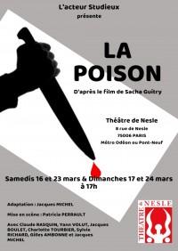 La Poison au Théâtre de Nesle