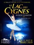 Le Lac des cygnes à la Seine Musicale