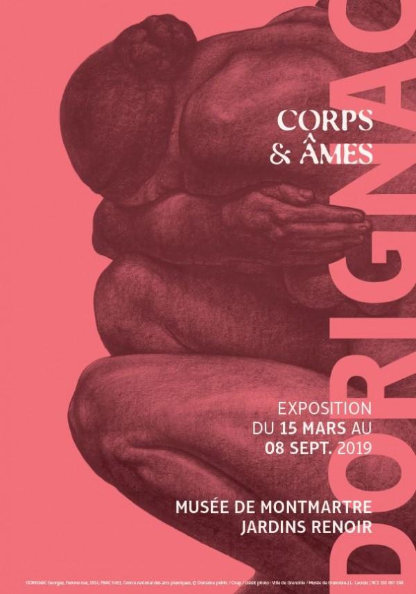 Georges Dorignac : Corps & Âmes au Musée de Montmartre