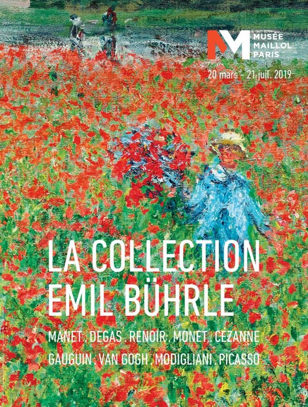 Monet, Degas, Manet... musée Maillol