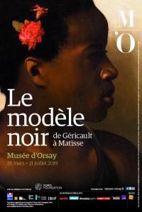 Le Modèle noir de Géricault à Matisse - Affiche