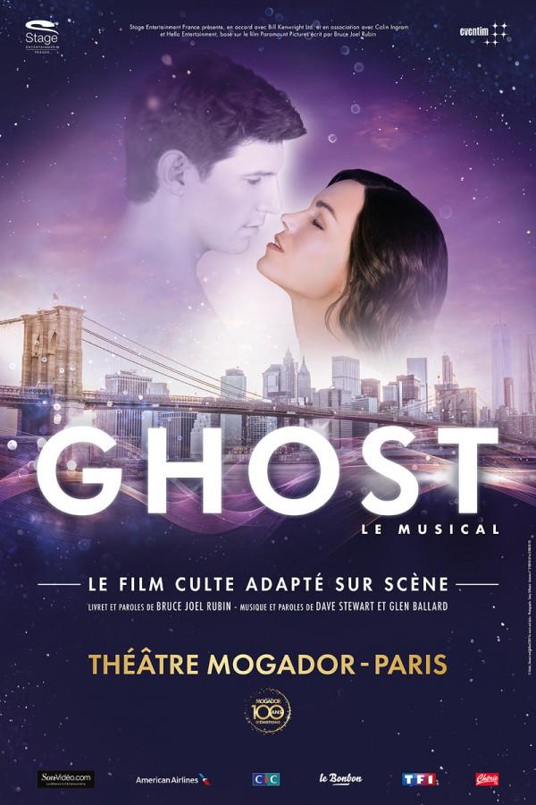 Ghost au Théâtre Mogador