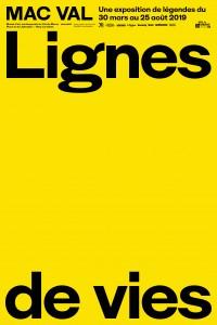 Lignes de vies — Une exposition de légendes au MAC VAL