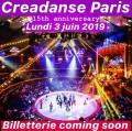 Creadanse Paris - Gala spécial 15e anniversaire