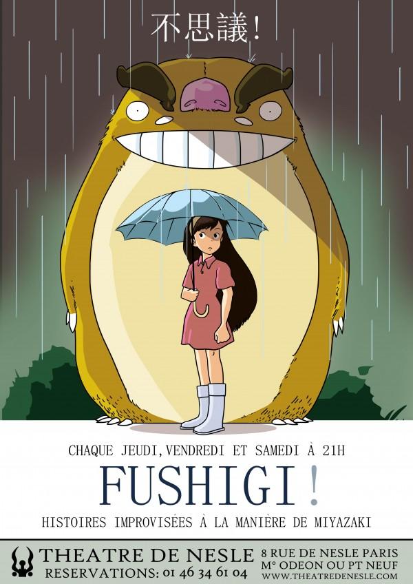 Fushigi ! au Théâtre de Nesle