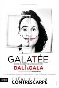 Galatée ou la rencontre surréaliste de Dali et Gala au Théâtre de la Contrescarpe