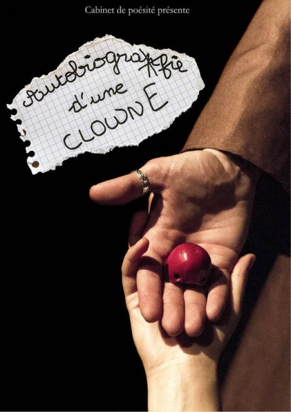 Autobiographie d'une clowne au Théâtre Darius Milhaud