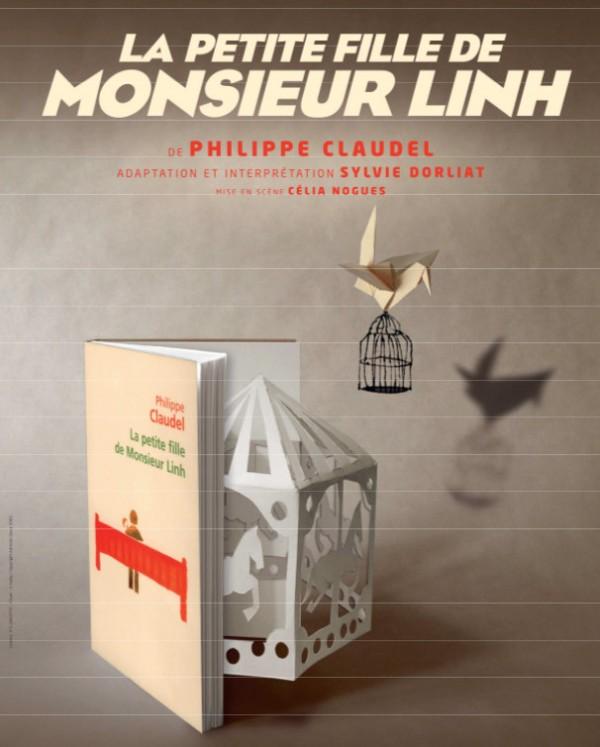 La Petite Fille de Monsieur Linh - Affiche