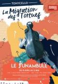 Tonycello, la migration des tortues au Funambule