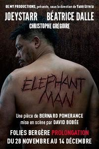 Elephant Man aux Folies Bergère - Prolongations