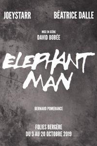 Elephant Man aux Folies Bergère