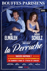 La Perruche au Théâtre des Bouffes Parisiens