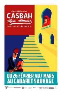 Casbah mon amour au Cabaret sauvage