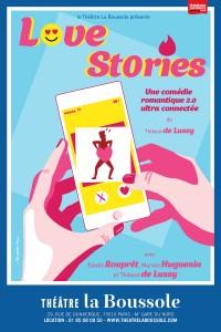 Love Stories au Théâtre La Boussole