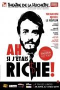 Menahem Mendl le rêveur : Ah si j'étais riche ! au Théâtre de la Huchette