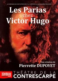 Les Parias chez Victor Hugo au Théâtre de la Contrescarpe