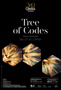 Tree of Codes à l'Opéra Bastille
