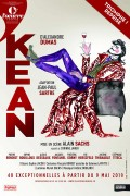 Kean au Théâtre de l'Œuvre