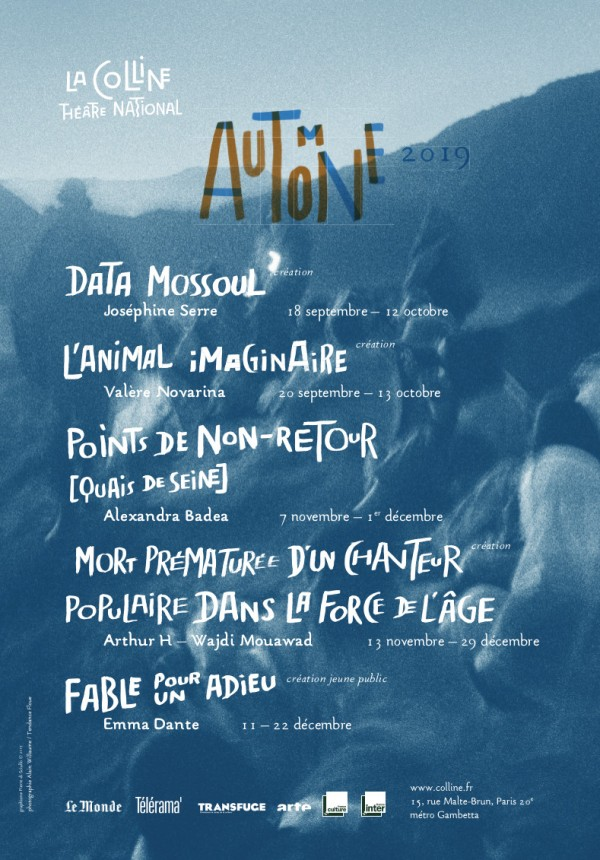 La Colline - Automne 2019