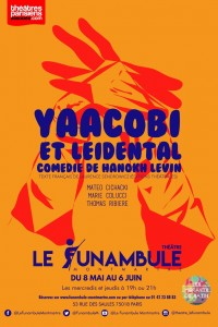 Yaacobi et Leidental au Funambule