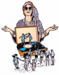 Juliette et les années 70 au Théâtre du Rond-Point