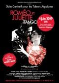 Roméo & Juliette Tango au Théâtre du Gymnase