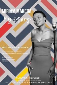 Miriam Makeba : My Story à L'Archipel