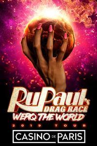 Rupaul's Drag Face au Casino de Paris