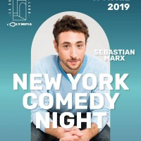 New York Comedy Night Salle De Billard L Officiel Des Spectacles