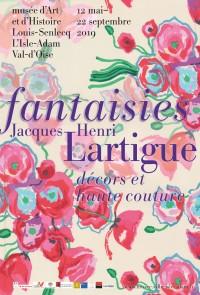 Fantaisies : Jacques-Henri Lartigue, décors et haute couture au Musée d'Art et d'Histoire Louis-Senlecq