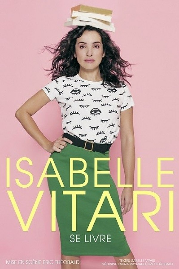 Isabelle Vitari se livre au Palais des Glaces