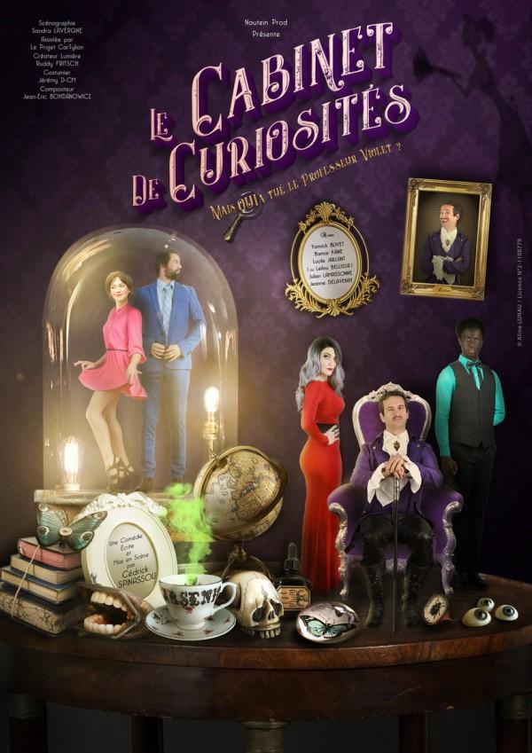 Le Cabinet de Curiosités au Funambule