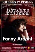 Hiroshima mon amour au Théâtre des Bouffes Parisiens