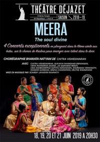 Meera : The Soul Divine au Théâtre Déjazet
